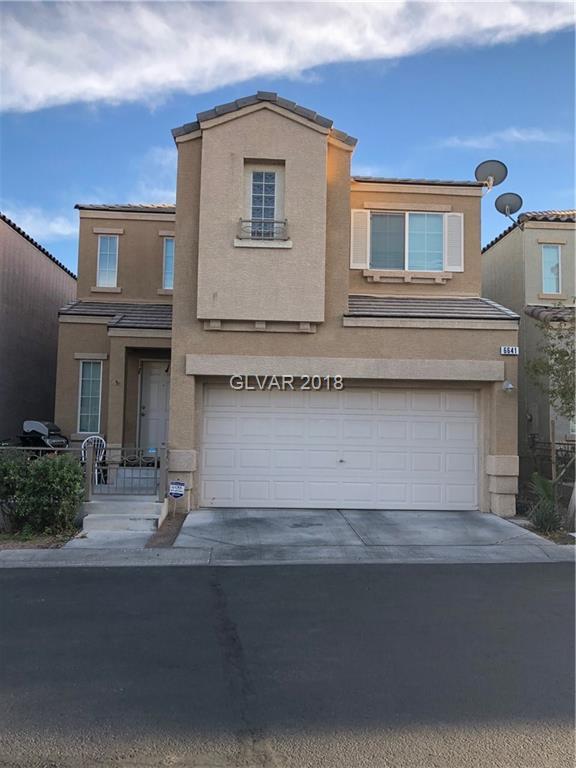 6641 Hurkling Stone, Las Vegas, NV 89139 (MLS #1978437) :: Realty ONE Group
