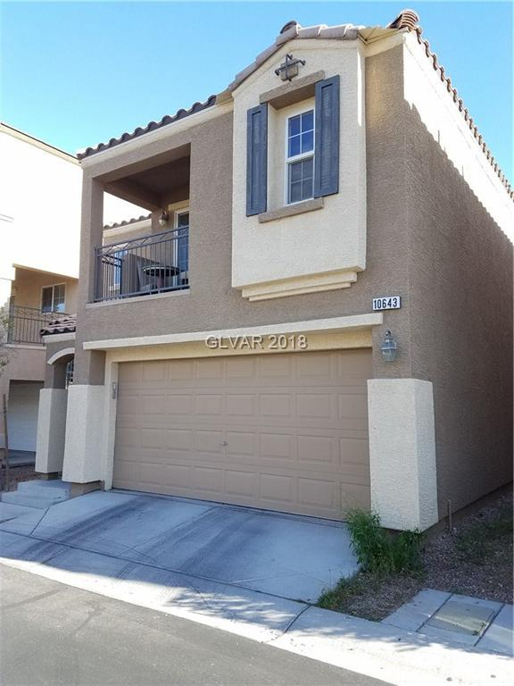 10643 Gilmore, Las Vegas, NV 89129 (MLS #1979157) :: Realty ONE Group