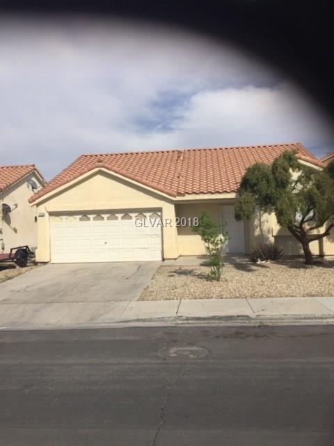 2536 Grand Basin, Las Vegas, NV 89156 (MLS #1980159) :: Realty ONE Group