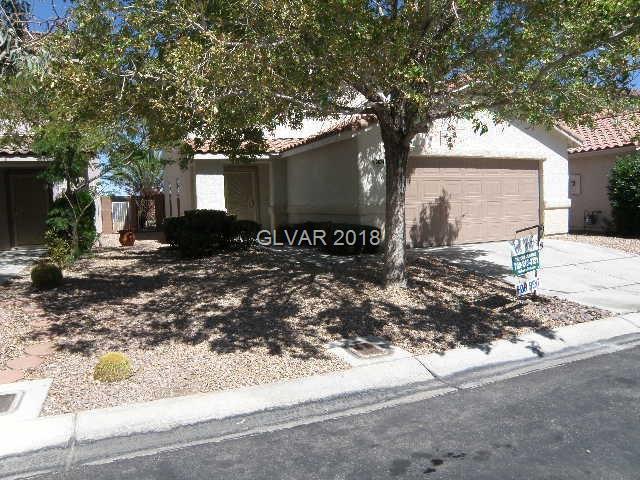 3624 Ashling, Las Vegas, NV 89129 (MLS #1980433) :: Realty ONE Group