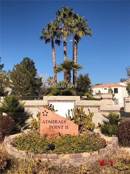 8452 Boseck #267, Las Vegas, NV 89145 (MLS #1983556) :: The Snyder Group at Keller Williams Realty Las Vegas