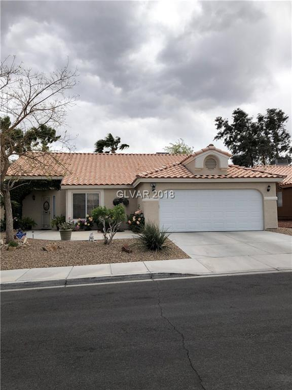 7613 Twisted Pine, Las Vegas, NV 89131 (MLS #1985620) :: Realty ONE Group