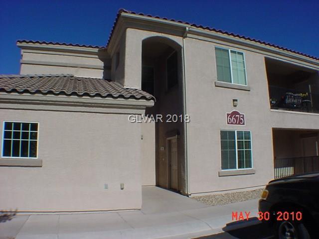 6675 Caporetto #104, North Las Vegas, NV 89084 (MLS #1986134) :: Sennes Squier Realty Group