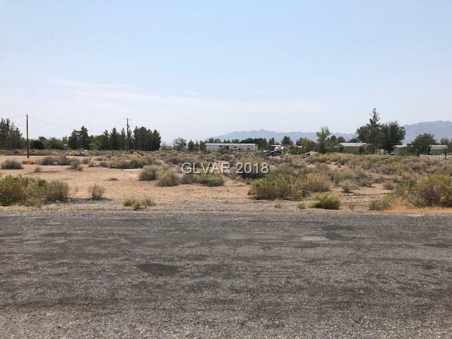 2791 W Retread, Pahrump, NV 89048 (MLS #1986320) :: The Lindstrom Group