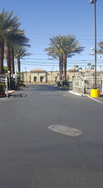 4555 Sahara #257, Las Vegas, NV 89121 (MLS #1989268) :: The Snyder Group at Keller Williams Realty Las Vegas