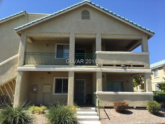 1521 Linnbaker #203, Las Vegas, NV 89110 (MLS #1989740) :: The Snyder Group at Keller Williams Realty Las Vegas