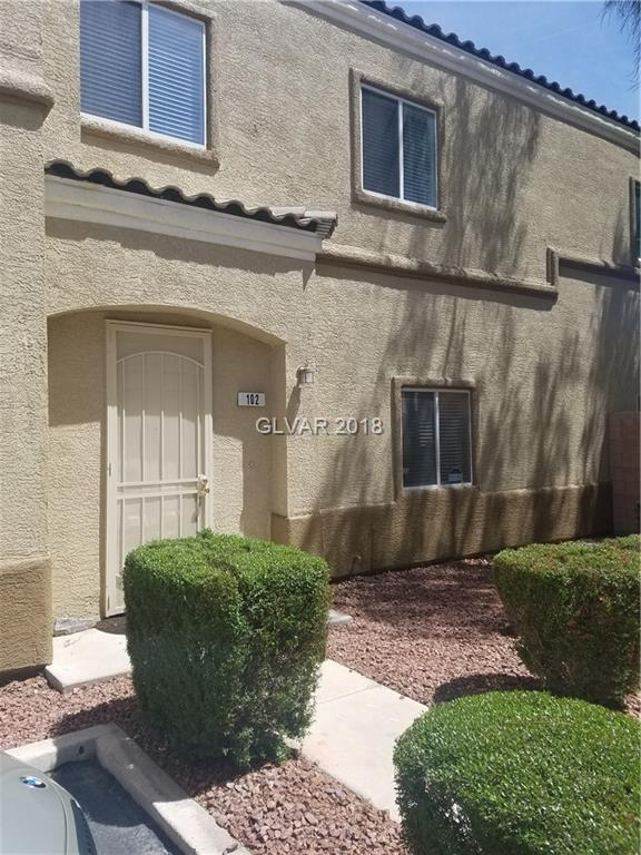 3917 Pepper Thorn #3, North Las Vegas, NV 89081 (MLS #1992015) :: The Snyder Group at Keller Williams Realty Las Vegas
