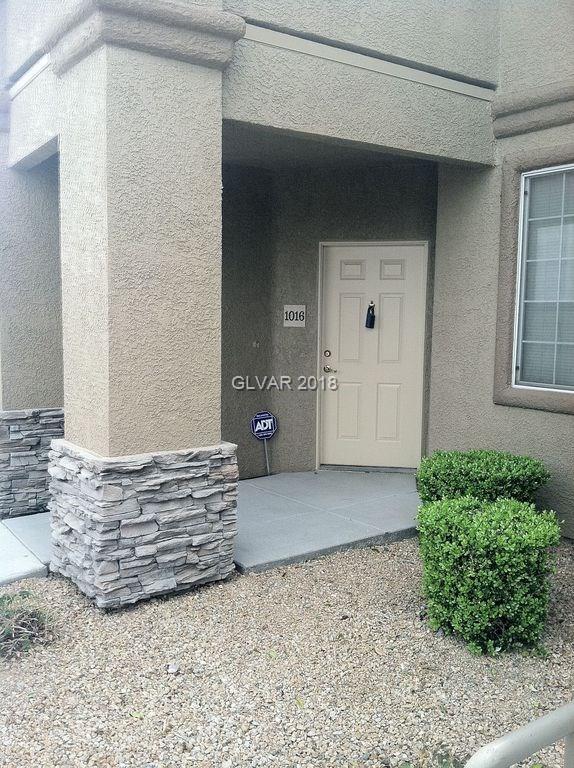 9901 Trailwood #1016, Las Vegas, NV 89134 (MLS #1994298) :: The Snyder Group at Keller Williams Realty Las Vegas