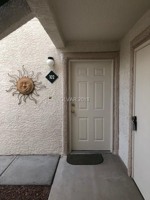 600 Devonhall #102, Las Vegas, NV 89145 (MLS #1999785) :: Sennes Squier Realty Group