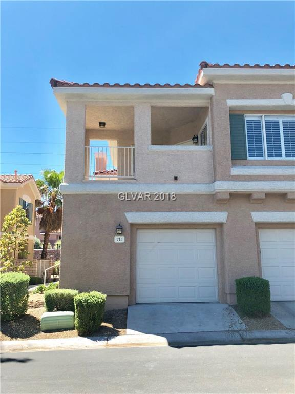 251 S Green Valley Pw #711, Henderson, NV 89052 (MLS #2003020) :: The Snyder Group at Keller Williams Realty Las Vegas