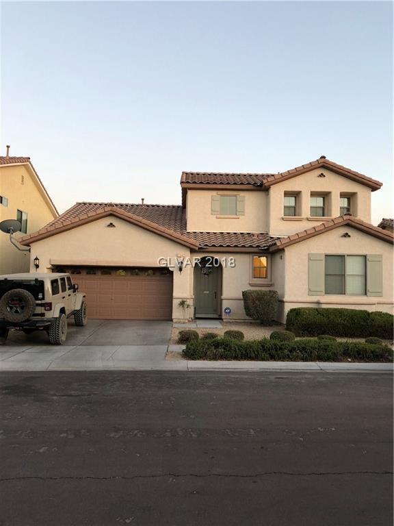 7547 Stray Horse, Las Vegas, NV 89113 (MLS #2003175) :: Realty ONE Group