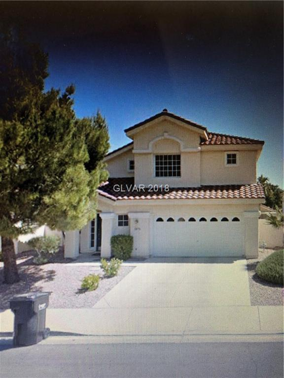 1870 Mesquite Canyon, Henderson, NV 89012 (MLS #2003843) :: Realty ONE Group