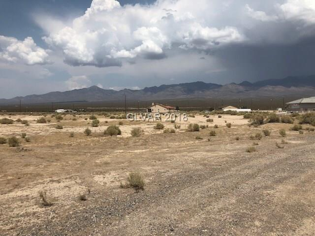 6560 N Orcas, Pahrump, NV 89060 (MLS #2006371) :: Trish Nash Team