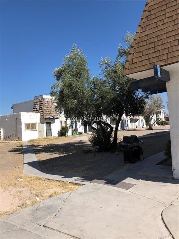 1720 Bonanza #20, Las Vegas, NV 89106 (MLS #2007083) :: Trish Nash Team