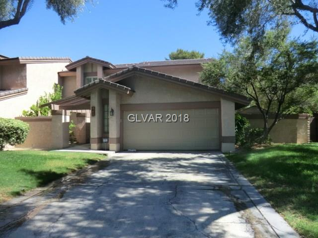 840 Pinehurst, Las Vegas, NV 89109 (MLS #2007517) :: Sennes Squier Realty Group