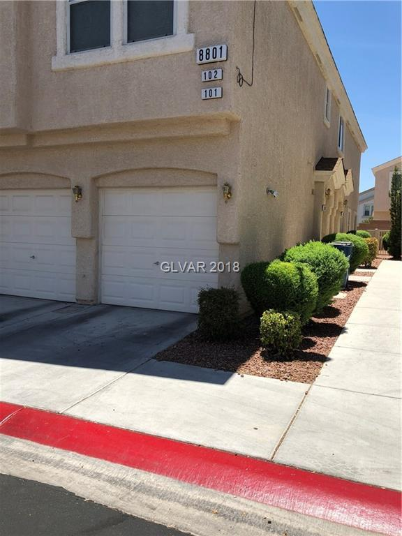8801 Duncan Barrel #102, Las Vegas, NV 89178 (MLS #2010406) :: Sennes Squier Realty Group