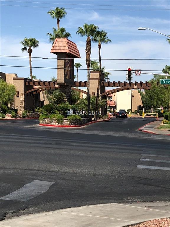5163 Indian River #217, Las Vegas, NV 89103 (MLS #2010432) :: Trish Nash Team
