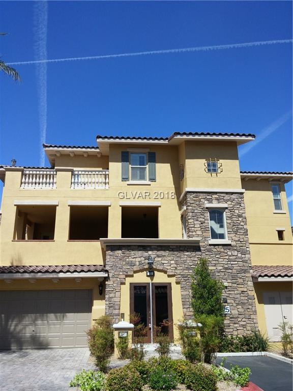 25 Luce Del Sole #1, Henderson, NV 89011 (MLS #2010433) :: Signature Real Estate Group