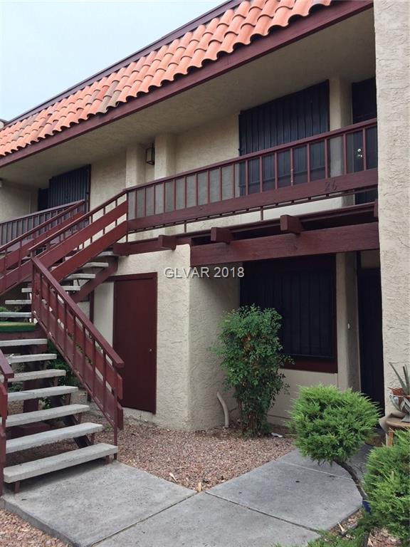 3152 Eastern #26, Las Vegas, NV 89121 (MLS #2011650) :: Vestuto Realty Group