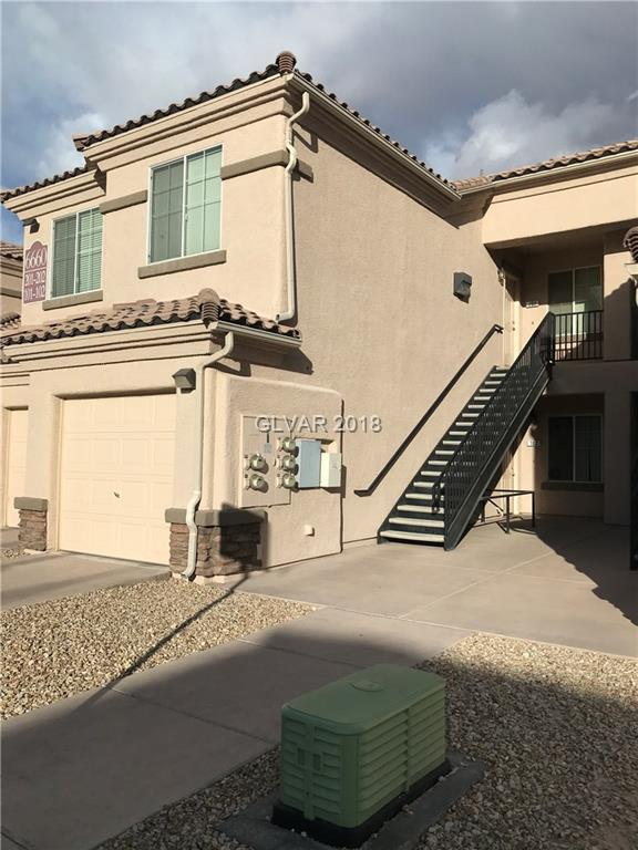 6660 Flaminian #102, North Las Vegas, NV 89084 (MLS #2012086) :: Signature Real Estate Group