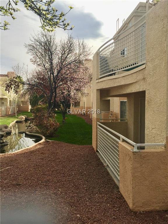 5000 Red Rock #105, Las Vegas, NV 89118 (MLS #2012364) :: Trish Nash Team