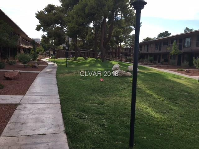 3720 Royal Crest #15, Las Vegas, NV 89119 (MLS #2013376) :: Signature Real Estate Group