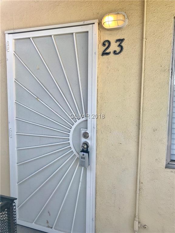 212 Orland #23, Las Vegas, NV 89107 (MLS #2019728) :: Trish Nash Team