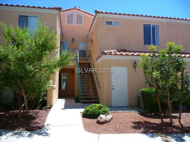 8452 Boseck #228, Las Vegas, NV 89145 (MLS #2021317) :: Signature Real Estate Group