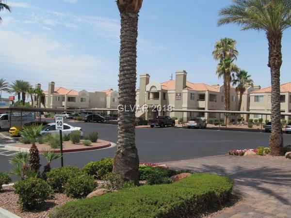 8600 W Charleston #1010, Las Vegas, NV 89117 (MLS #2021395) :: The Snyder Group at Keller Williams Realty Las Vegas