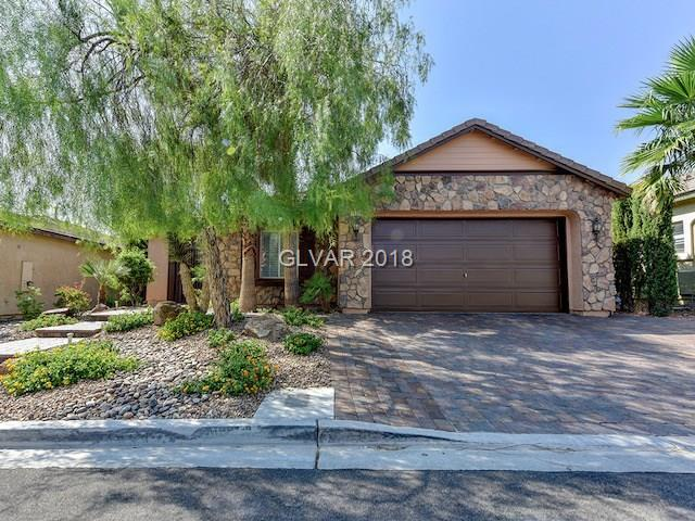 11309 Hedgemont, Las Vegas, NV 89138 (MLS #2022549) :: The Snyder Group at Keller Williams Realty Las Vegas