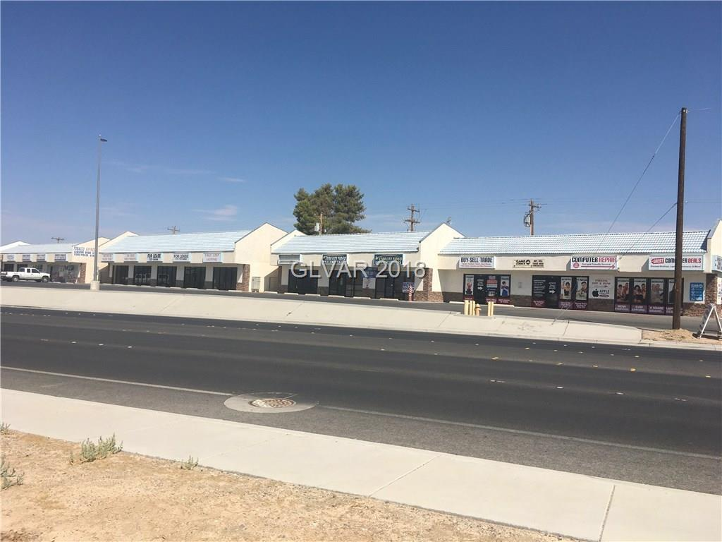 Shopping mall in pahrump nv