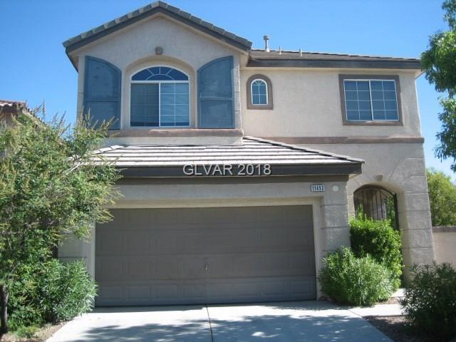 11452 Parkersburg, Las Vegas, NV 89138 (MLS #2022976) :: The Snyder Group at Keller Williams Realty Las Vegas