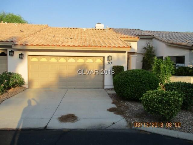 213 Garfield, Henderson, NV 89074 (MLS #2023075) :: The Snyder Group at Keller Williams Realty Las Vegas