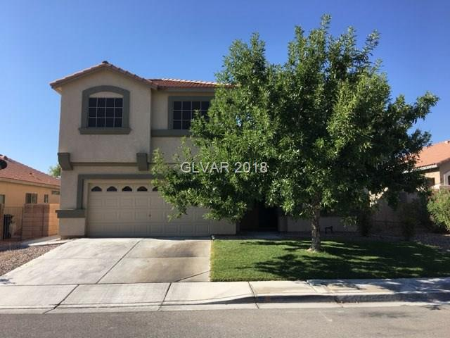 2917 Pumpkin Harvest, North Las Vegas, NV 89031 (MLS #2023564) :: The Snyder Group at Keller Williams Realty Las Vegas