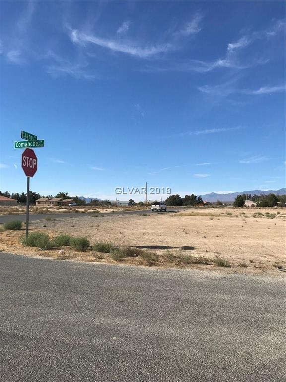 4500 E Comanche, Pahrump, NV 89061 (MLS #2026972) :: The Machat Group | Five Doors Real Estate