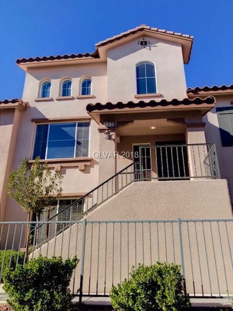 11410 Belmont Lake #103, Las Vegas, NV 89135 (MLS #2027743) :: Sennes Squier Realty Group