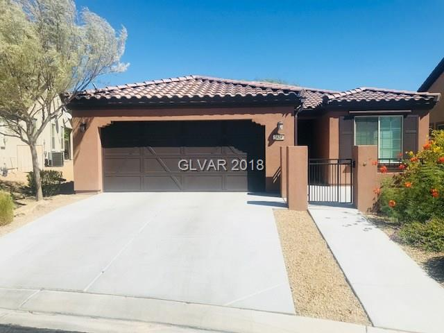 5824 Bristol Bridge, North Las Vegas, NV 89081 (MLS #2031467) :: Vestuto Realty Group