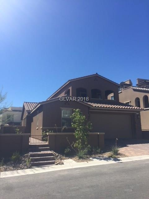 11911 Fisterra, Las Vegas, NV 89138 (MLS #2031669) :: Vestuto Realty Group