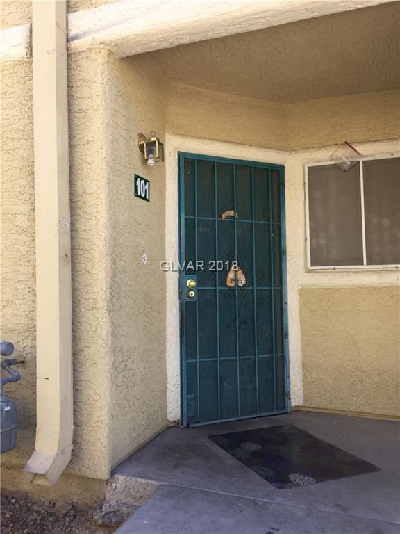 1410 Jamielinn #101, Las Vegas, NV 89110 (MLS #2032419) :: Vestuto Realty Group