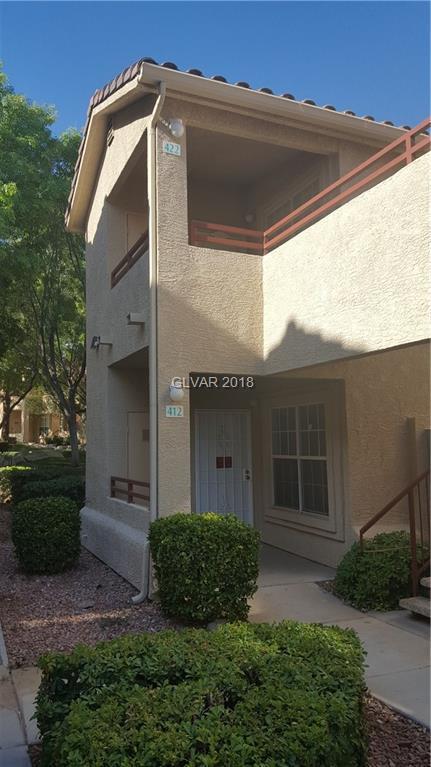 520 Arrowhead #422, Henderson, NV 89015 (MLS #2032650) :: Sennes Squier Realty Group
