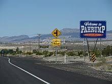 6290 S Cajon, Pahrump, NV 89061 (MLS #2032874) :: The Snyder Group at Keller Williams Realty Las Vegas