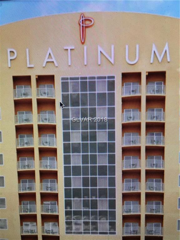 211 E Flamingo #1617, Las Vegas, NV 89169 (MLS #2033102) :: Trish Nash Team