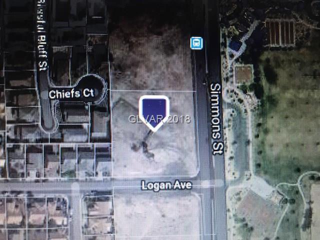 3609 Simmons Street, North Las Vegas, NV 89032 (MLS #2033737) :: Vestuto Realty Group