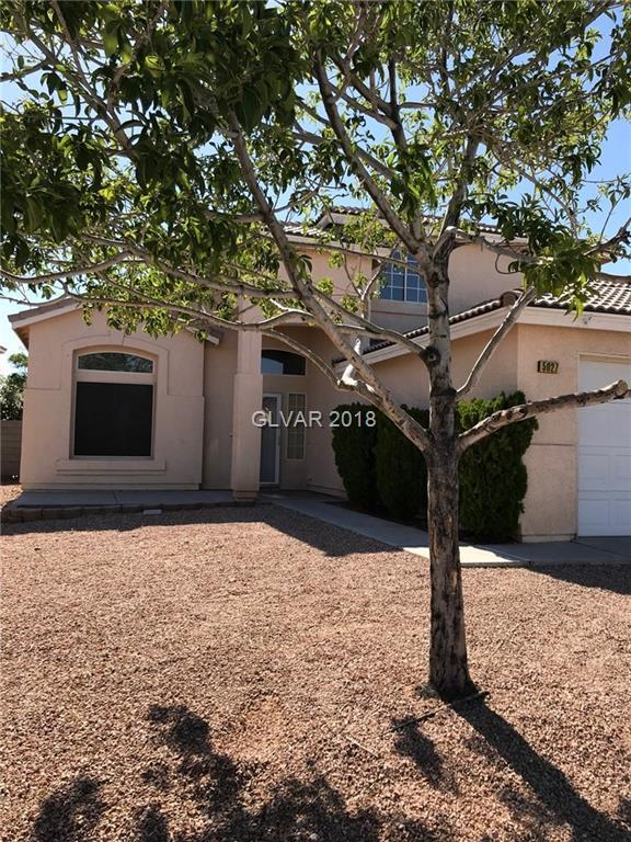 5027 Cactus Mesa, Las Vegas, NV 89031 (MLS #2034956) :: The Machat Group | Five Doors Real Estate