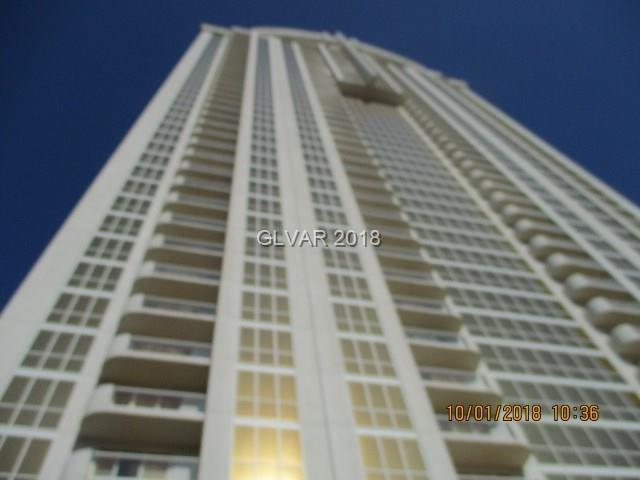 145 Harmon #1607, Las Vegas, NV 89109 (MLS #2036496) :: Sennes Squier Realty Group