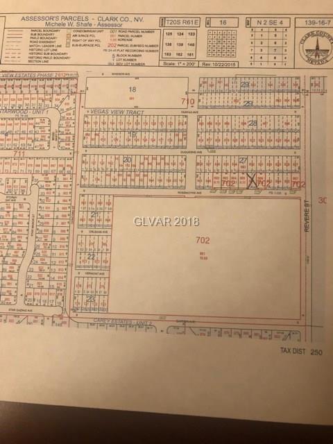 Rossmoyne, North Las Vegas, NV 89030 (MLS #2037051) :: Vestuto Realty Group