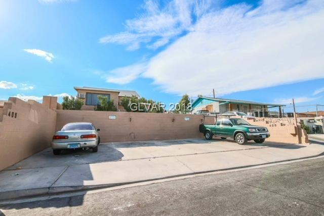 409 13TH, Las Vegas, NV 89101 (MLS #2038564) :: ERA Brokers Consolidated / Sherman Group