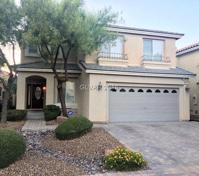 10911 Calcedonian, Las Vegas, NV 89141 (MLS #2039098) :: The Snyder Group at Keller Williams Realty Las Vegas