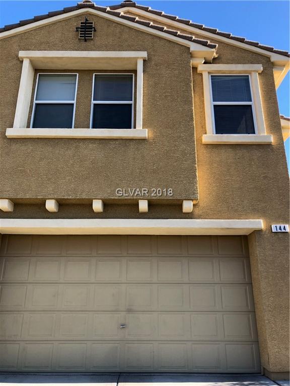144 Red Tee, Las Vegas, NV 89148 (MLS #2042378) :: Vestuto Realty Group