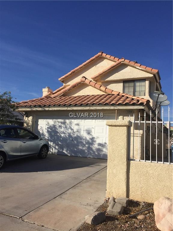 1260 White, Las Vegas, NV 89119 (MLS #2044011) :: Vestuto Realty Group